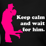 Design ~ Keep calm Long sleeve
