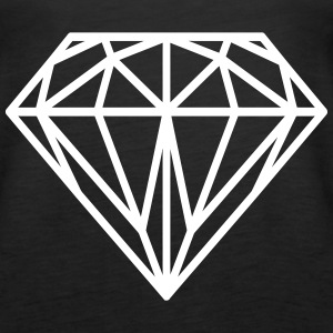 Diamond Tanks - Women's Premium Tank Top