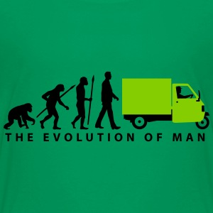 evolution_of_man_piggio_ape_092014_b_2c Kids' Shirts - Kids' Premium T-Shirt