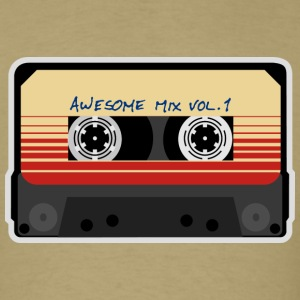 Mix Tape Awesome Vol.1 T-Shirts - Men's T-Shirt
