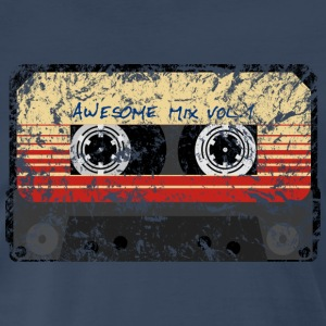 Awesome Mix Tape Vol.1 T-Shirts - Men's Premium T-Shirt