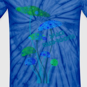 mushrooms T-Shirts - Unisex Tie Dye T-Shirt