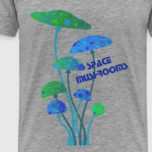 mushrooms T-Shirts - Men's Premium T-Shirt
