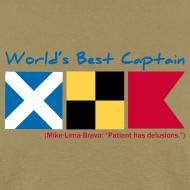 Design ~ World's Best Captain