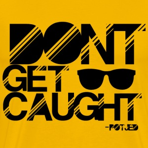 (dontgetcaught) T-Shirts - Men's Premium T-Shirt