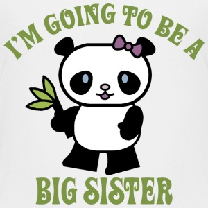 I'm Going To Be A Big Siste - Kids' Premium T-Shirt