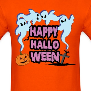 Happy Halloween T-Shirts - Men's T-Shirt