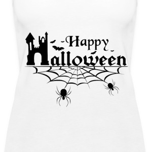Happy Halloween Tanks - Women's Premium Tank Top