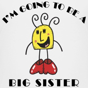 I'm Going To Be A Big Sister - Kids' Premium T-Shirt