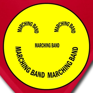 Marching Band Smiley Caps - Bandana
