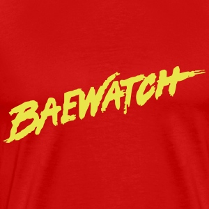Baewatch T-Shirts - Men's Premium T-Shirt