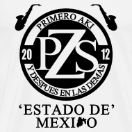 Design ~ PZS 'Estado De Mx'   Dama