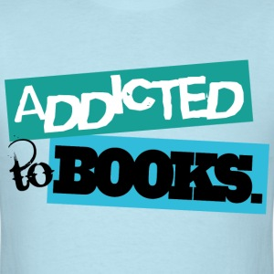 Book Lover Funny Humor T-Shirts - Men's T-Shirt