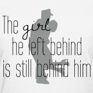 Design ~ The girl he left behind...