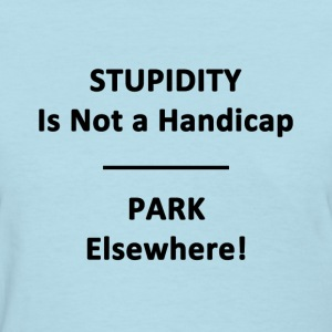 Park Elsewhere - Women's T-Shirt
