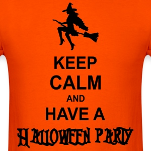 keep calm and have a halloween party T-Shirts - Men's T-Shirt
