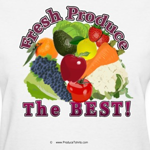 Fresh Produce The Best Women's T-Shirts - Women's T-Shirt