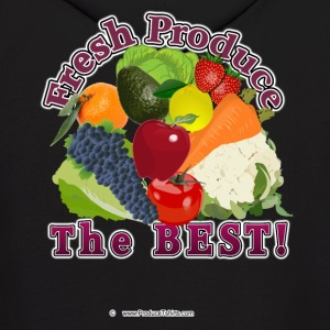Fresh Produce The Best Hoodies - Men's Hoodie