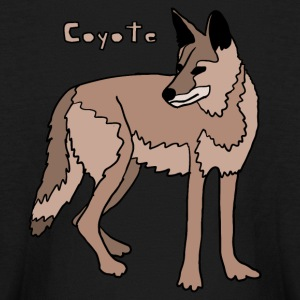 coyote Kids' Shirts - Kids' Long Sleeve T-Shirt
