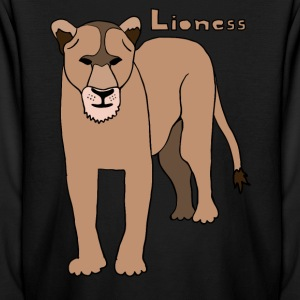lioness Kids' Shirts - Kids' Long Sleeve T-Shirt