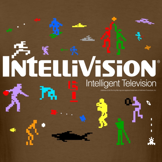 Intellivision shirt
