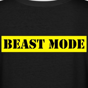 Beast Gym Motivation Women's T-Shirts - Women's V-Neck T-Shirt