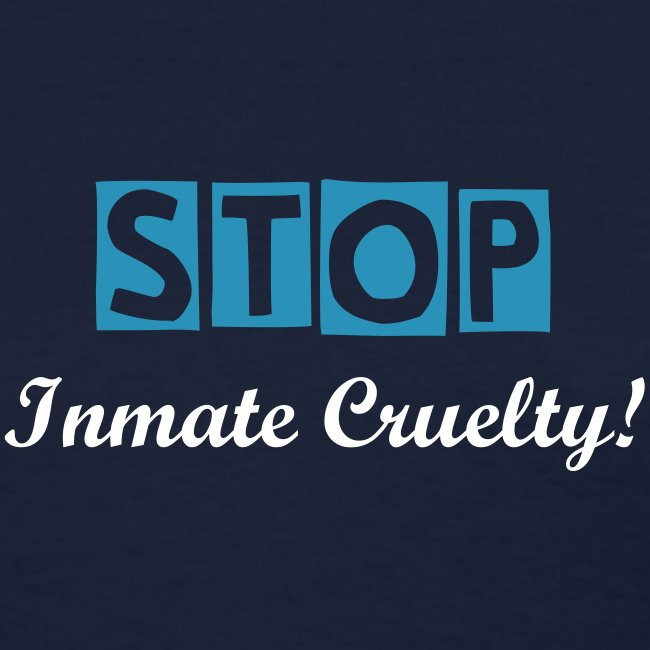 Blues For Our Men In Blue - Stop Inmate Cruelty