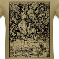 Design ~ St. Michael & the Dragon