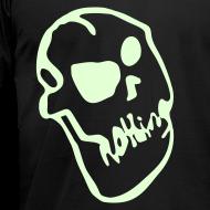 Design ~ Nothing Skull (Glow in the Dark)