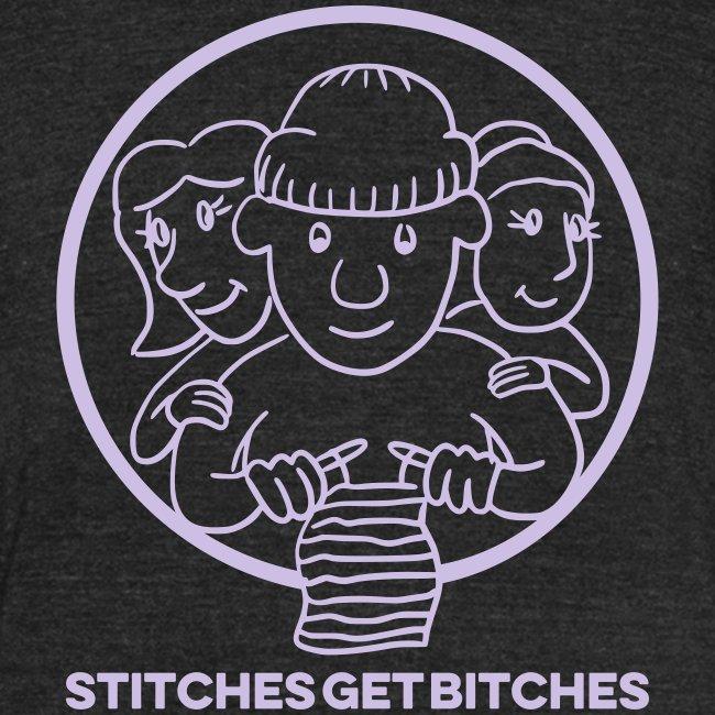 Stitches Get Bitches