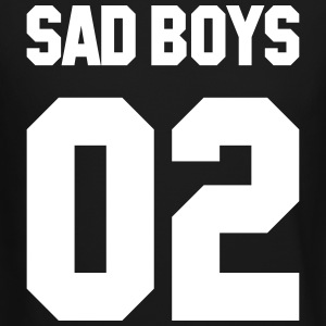 SAD BOYS Long Sleeve Shirts - Crewneck Sweatshirt