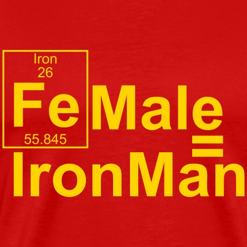 FE-male is IronMan