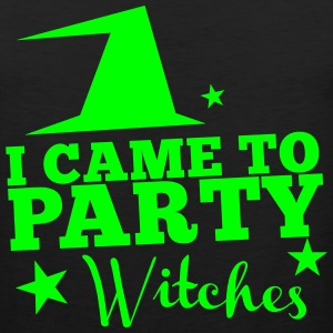 I came to party witches with witch hat Men - Men's Premium Tank