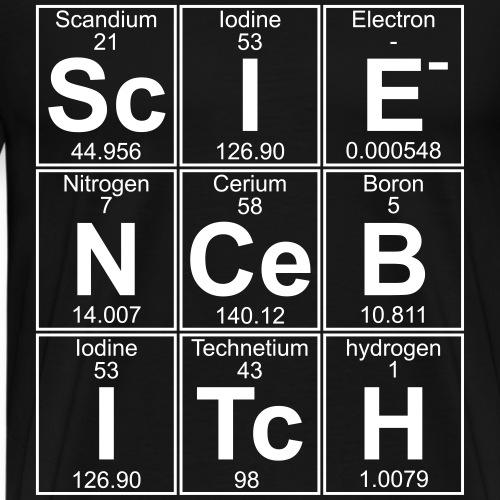 Science Bitch (eleMental)