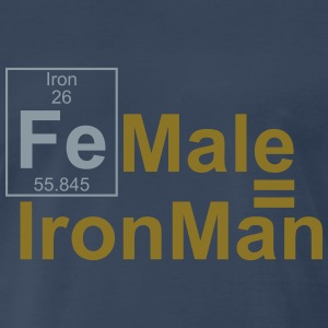 FE-male is IronMan (2 colours)