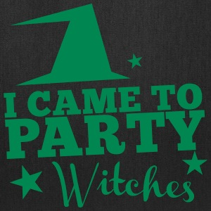 I came to party witches with witch hat Bags & backpacks - Tote Bag