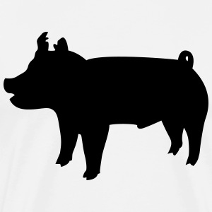 Swine - Men's Premium T-Shirt