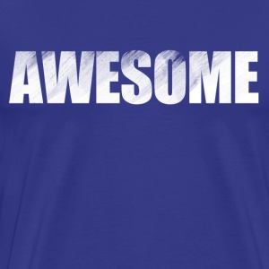 team awesome T-Shirts - Men's Premium T-Shirt