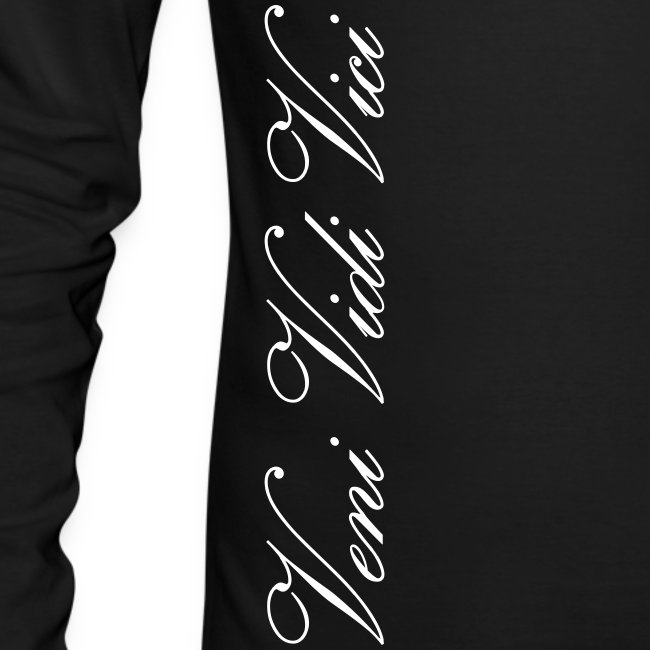 Long Sleeve T-Shirt Veni Vidi Vici