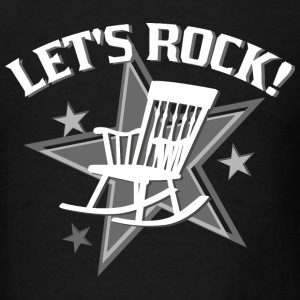 Let's Rock! - Men's T-Shirt