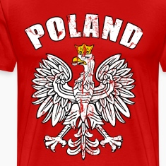 poland coat of arms T-Shirts