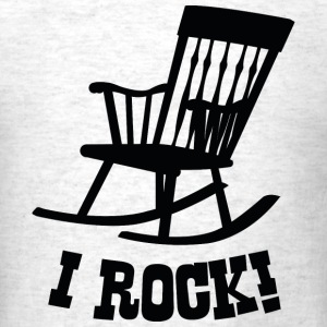 I Rock! - Men's T-Shirt