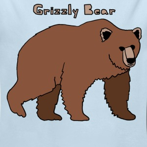 grizzly bear Baby & Toddler Shirts - Long Sleeve Baby Bodysuit
