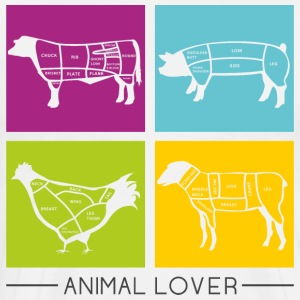 Animal Lover Mix - Men's Premium T-Shirt