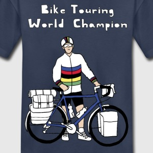 Bike Touring World Champion Kids' Shirts - Kids' Premium T-Shirt