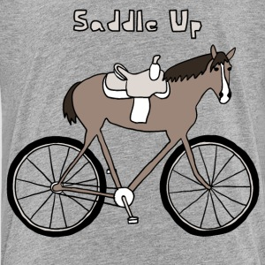 saddle up Kids' Shirts - Kids' Premium T-Shirt