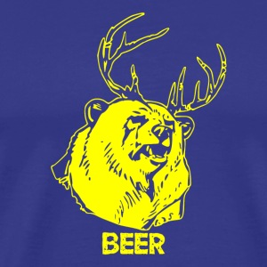 beer - Men's Premium T-Shirt