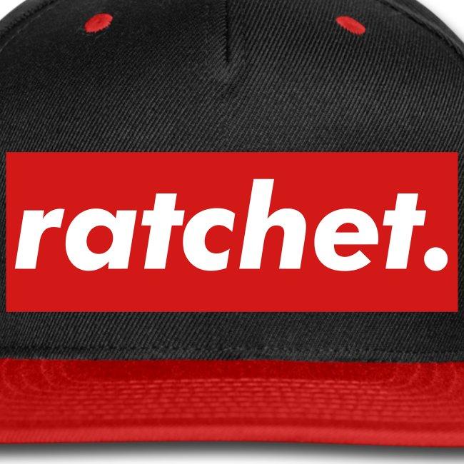 RATCHET CAP