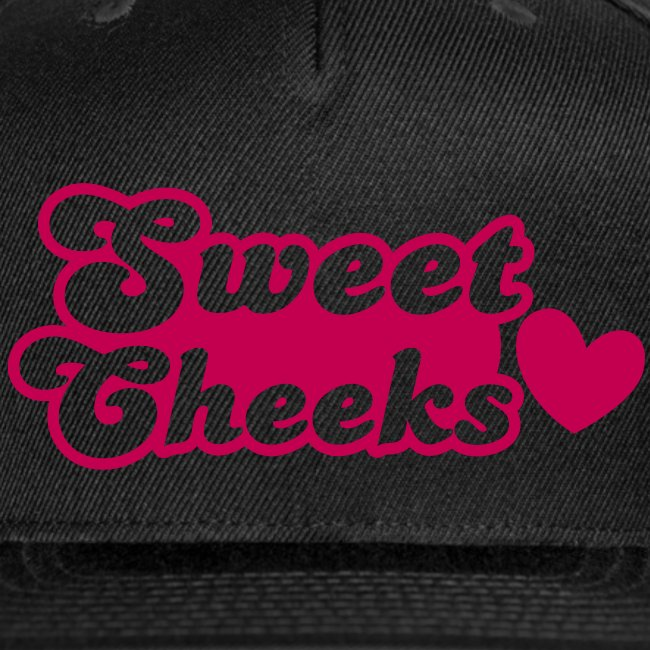 SWEET CHEEKS CAP