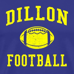 Dillon Panthers Football - Men's Premium T-Shirt